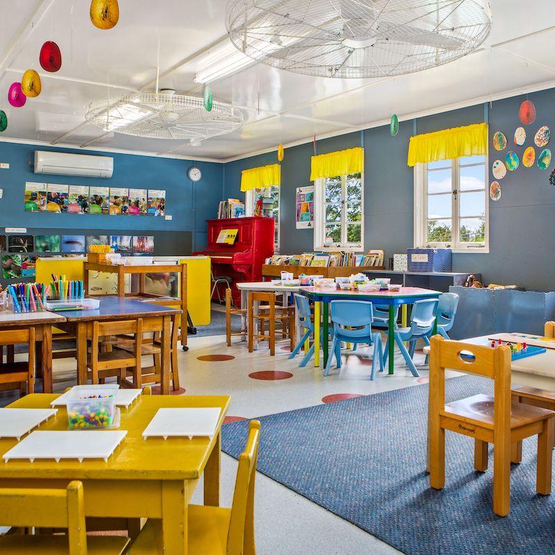 Church Street Kindergarten Activity Room
