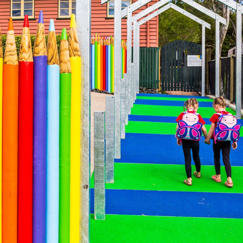 Church Street Kindergarten Entyr